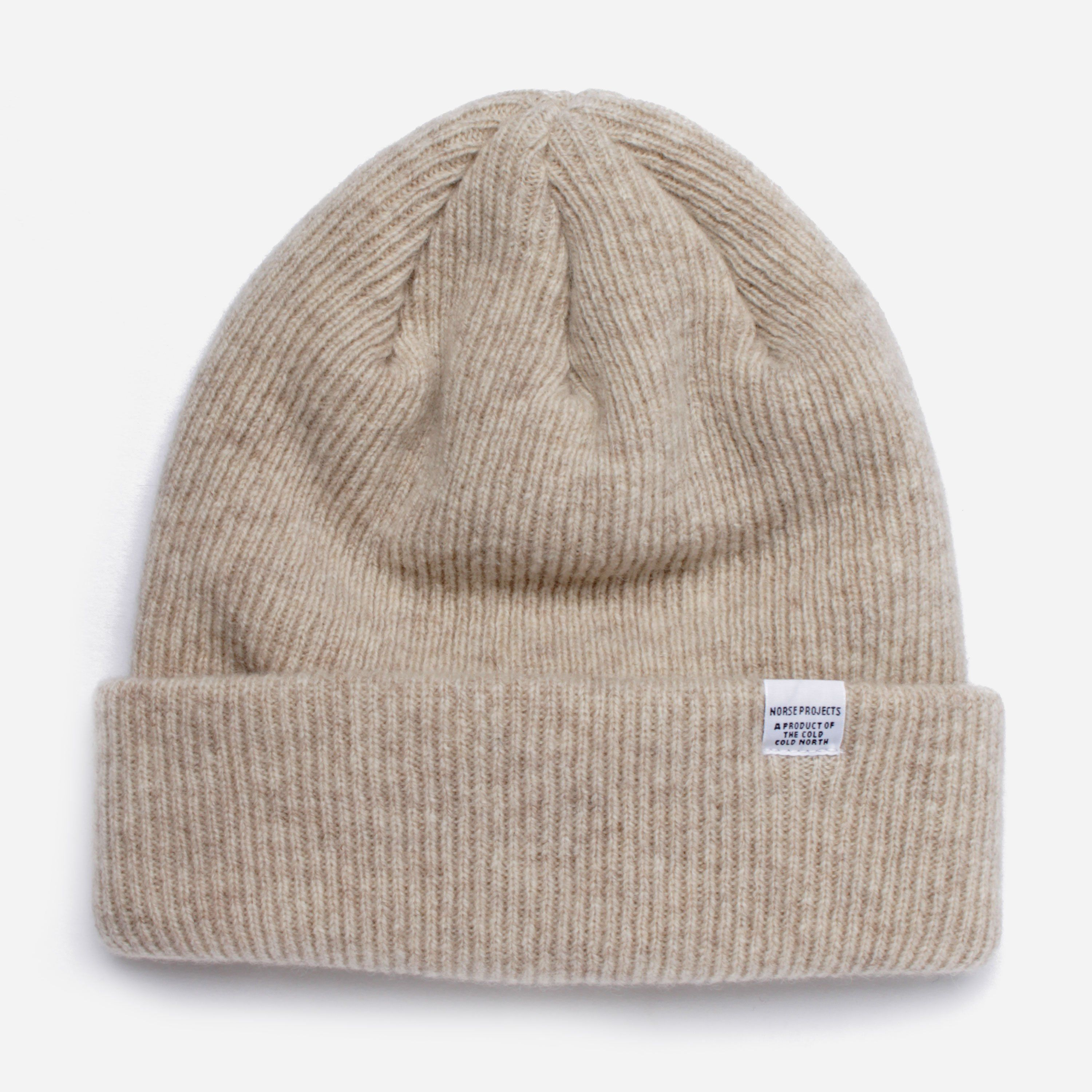 4faf095b1 Norse Projects Knitted Beanie | Overflow (Neutral) | Norse projects ...