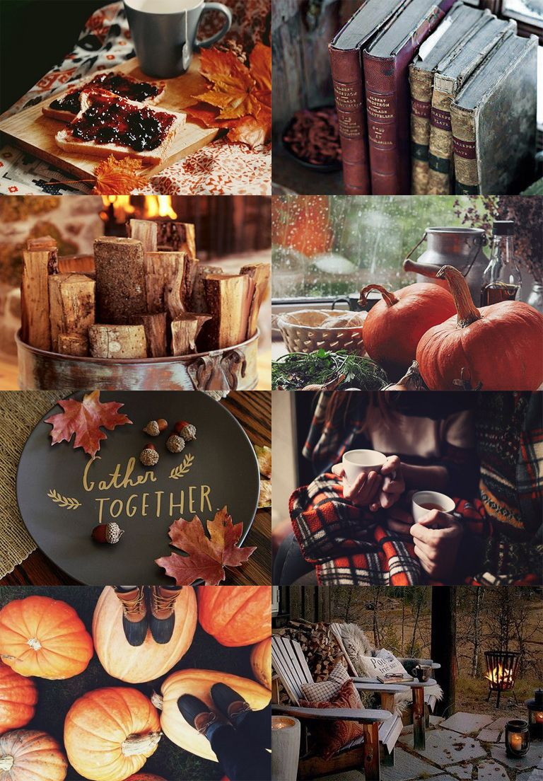 Here, have some cosy autumn Gryffindor. Aesthetics