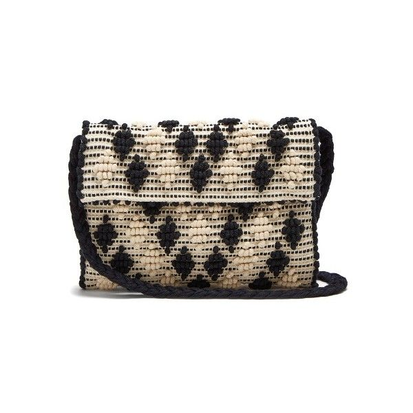 Suni Rombetti cotton cross-body bag Antonello Tedde QUh8A