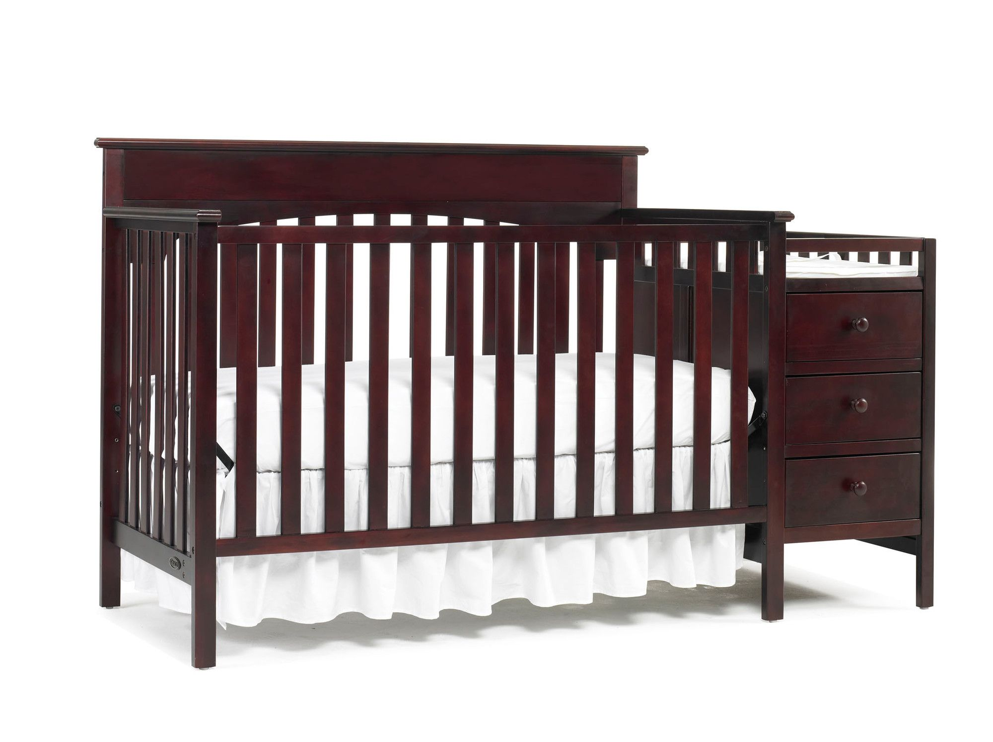 Graco Lauren Convertible Crib And Changing Table Baby