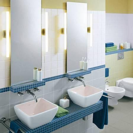 Lichtstange Badezimmer   Google Søk Lejlighed Julie Pinterest   A New  Beginning Badezimmer