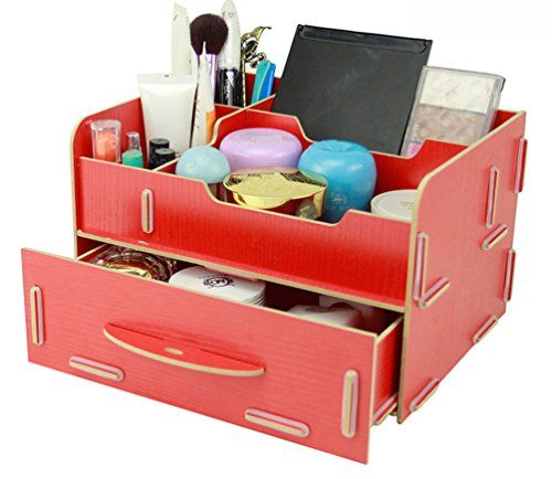 Menu Life Large Office Desk Storage Boxes Lady Jewellery Storage