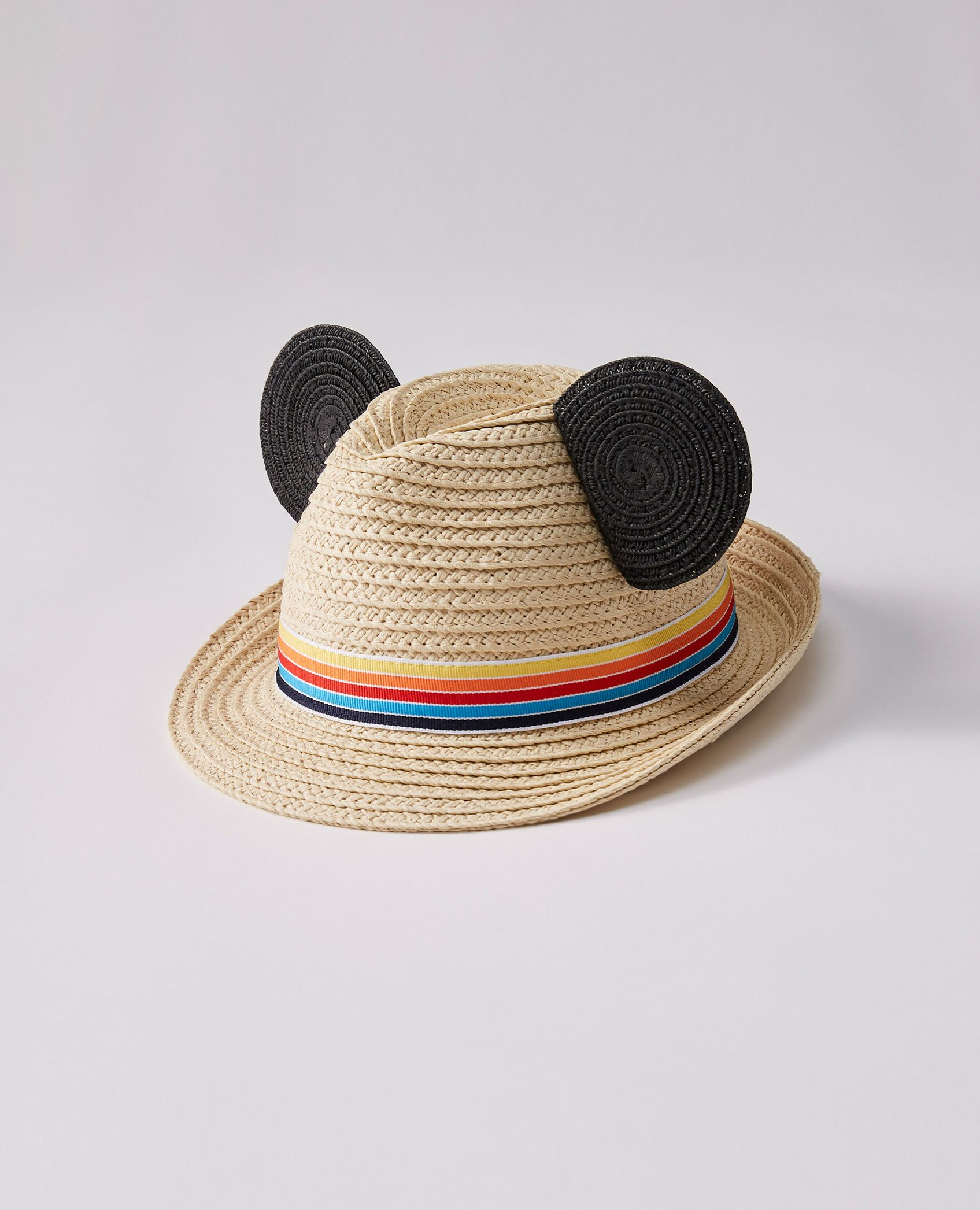 49493faca4462 Disney Mickey Mouse Straw Hat