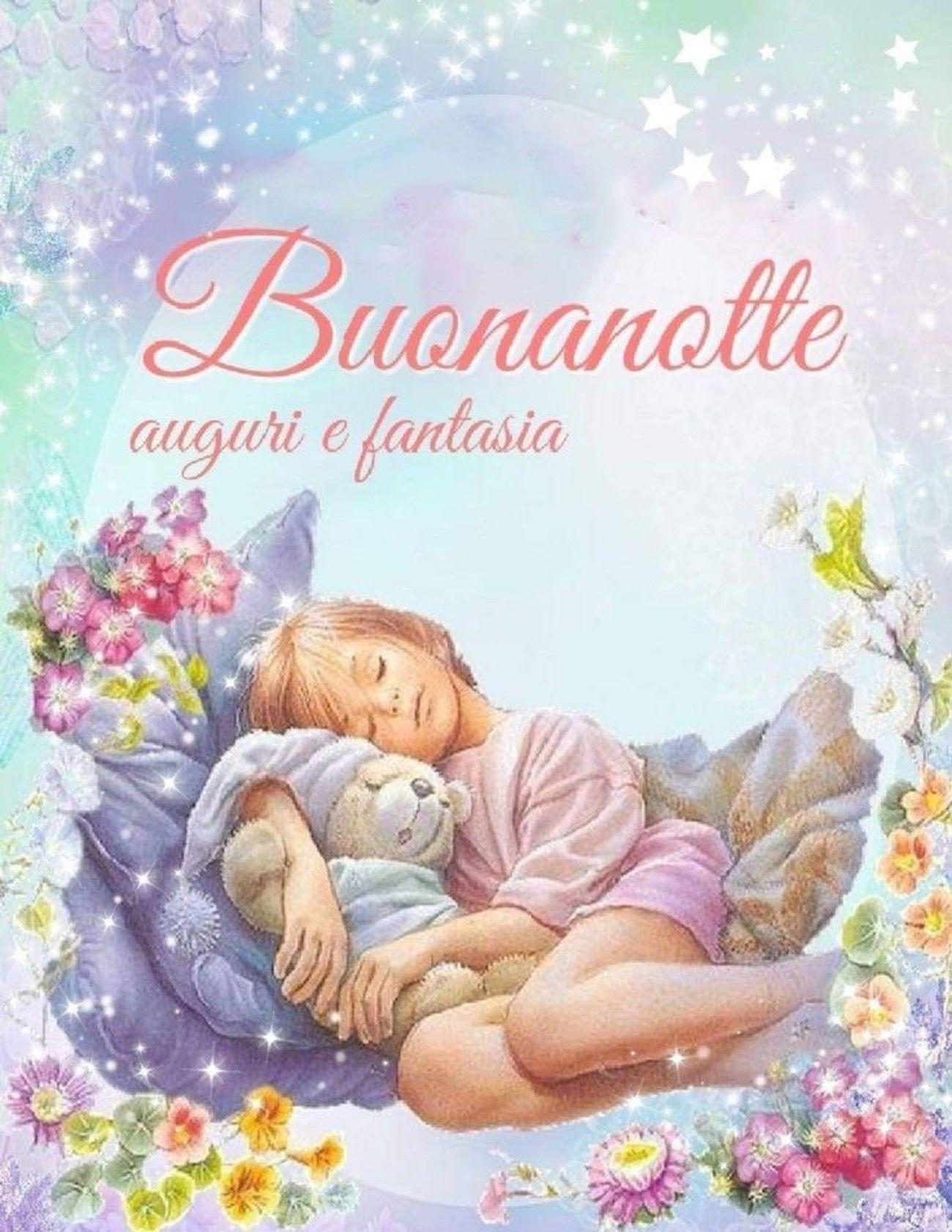Belle Immagini Buonanotte 21 Buongiornoate It
