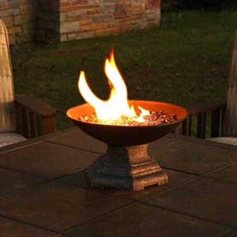 Awesome Real Flame® Propane Table Top Fire Bowl   $85