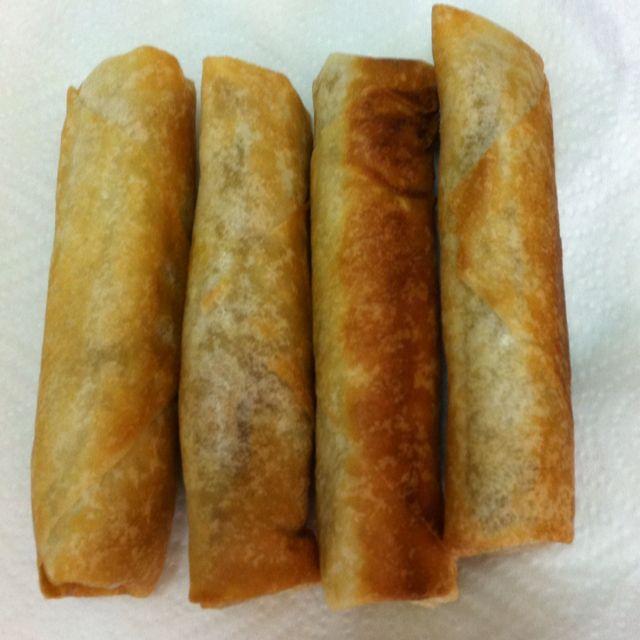 Mom's spring rolls! Best Spring Rolls Ever!!!