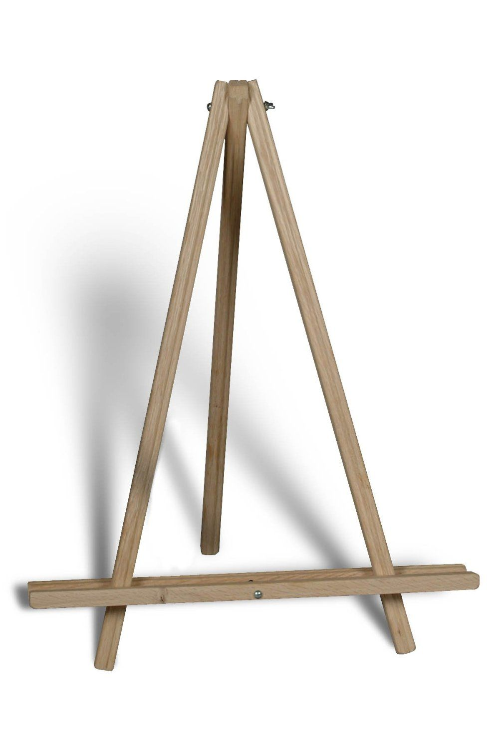 AmazonSmile - American Easel 24 Inch Table Top Tripod-Natural Fir ...