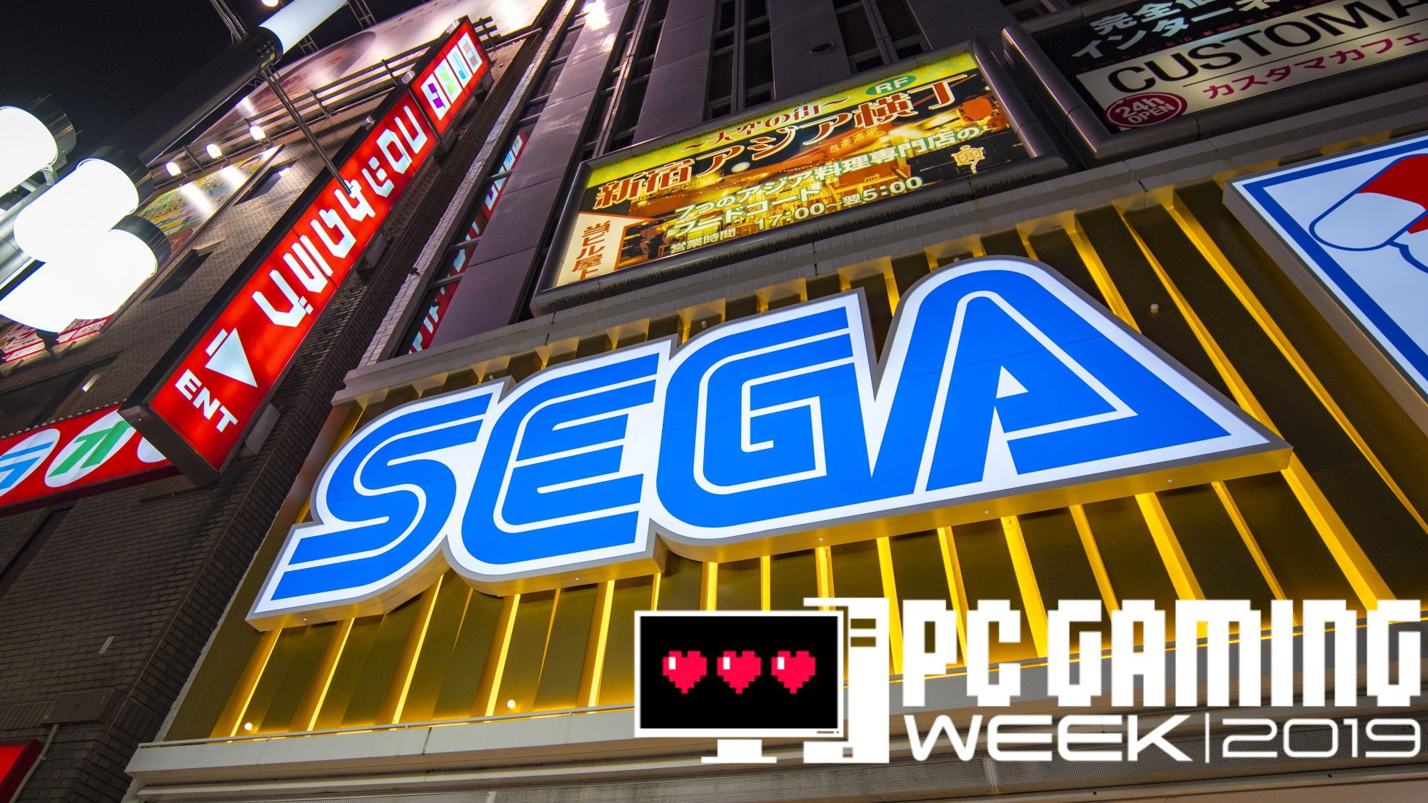 How Sega became one of the biggest names in PC gaming
