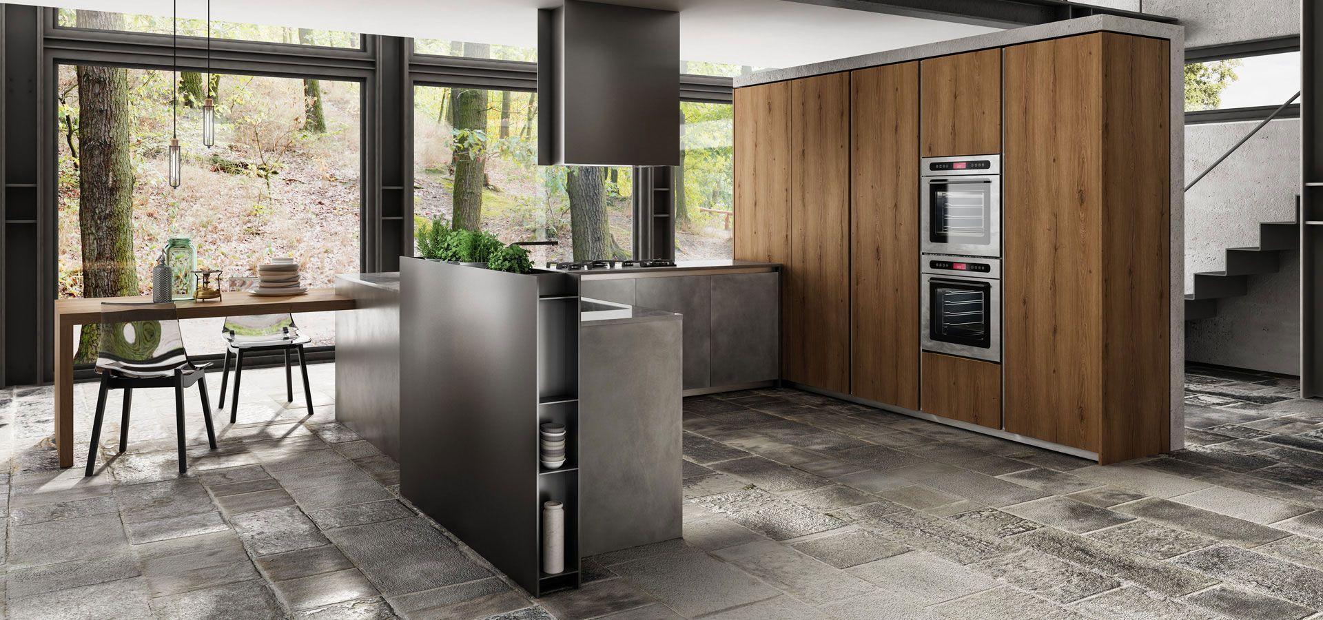 Cucina Moderna Zetasei - Arredo3 | Kitchens | Pinterest | Cucina ...