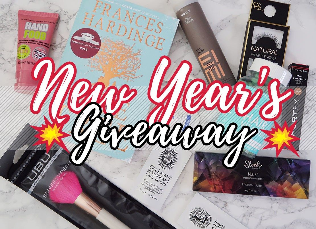 Ends Soon New Year S Makeup Goodies Giveaway Http Www