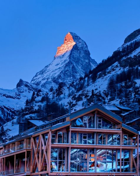 Backstage Hotel, Zermatt, Switzerland