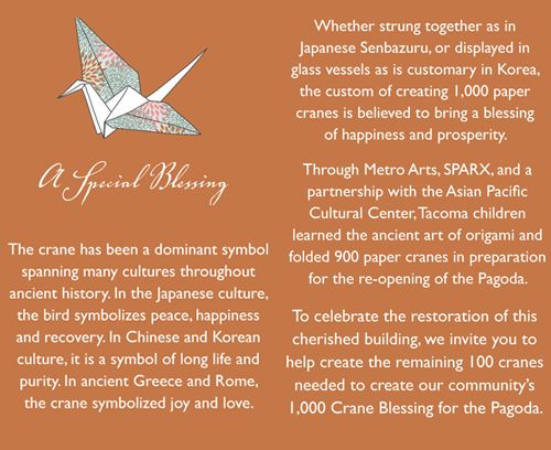 Meaning Of Origami Crane