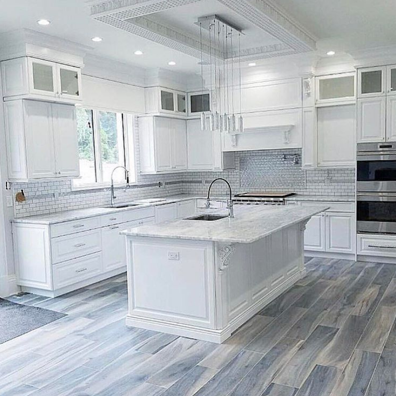 How-To Choose the Perfect Kitchen Floor Tile - Til
