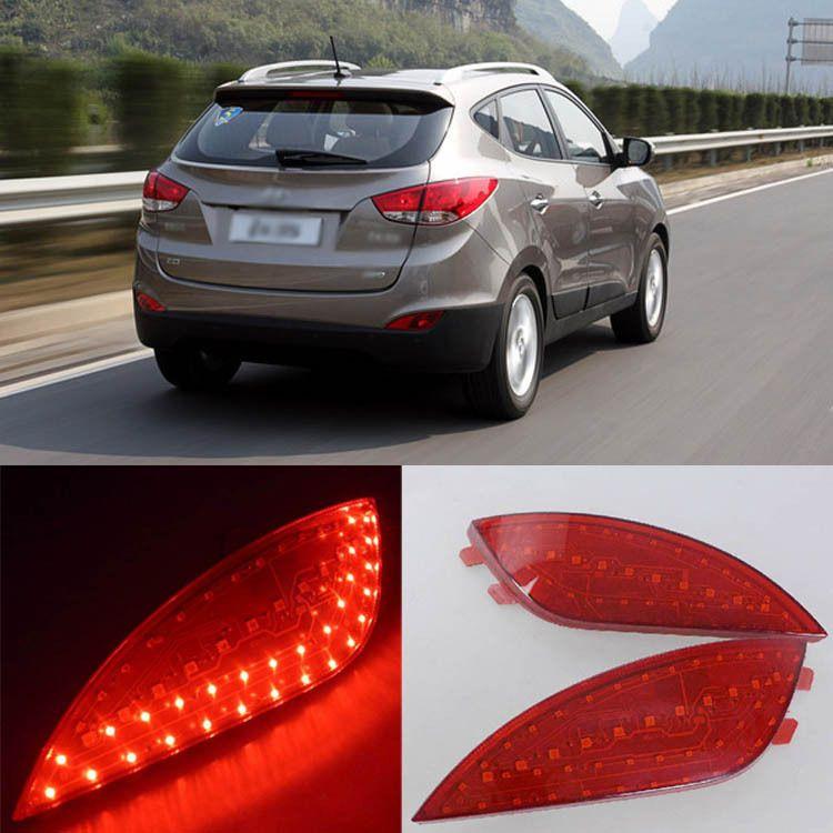 Trans Dynamic Led Reflector Rear Tail Light Bumper For Hyundai Tucson Ix35 Tail Light Hyundai Tucson Car Lights
