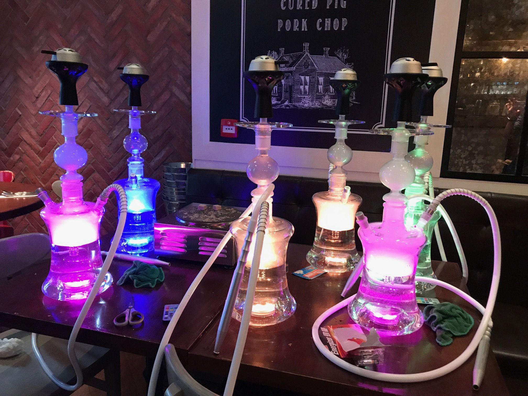 Do You Like To Smoke From Glass Hookah Hookah Decor Glass