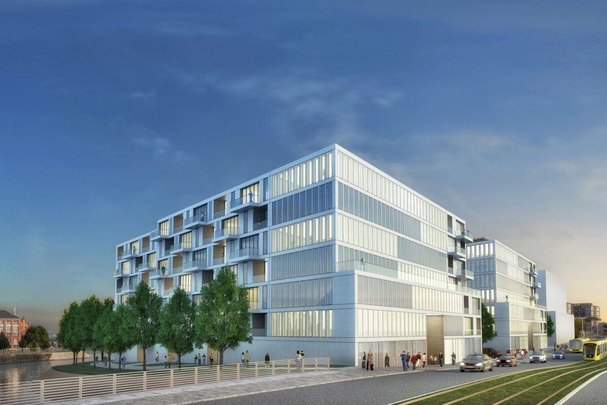 Humboldthafen, Berlin Wettbewerb 2013 Bauherr ABG Mbh U0026 Co. KGLIP  Projektentwicklung GmbH Fläche Ca