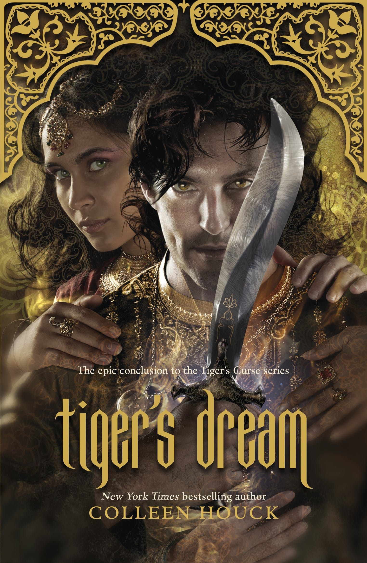 Pdf Tiger S Dream The Tiger Saga 5 By Colleen Houck Com