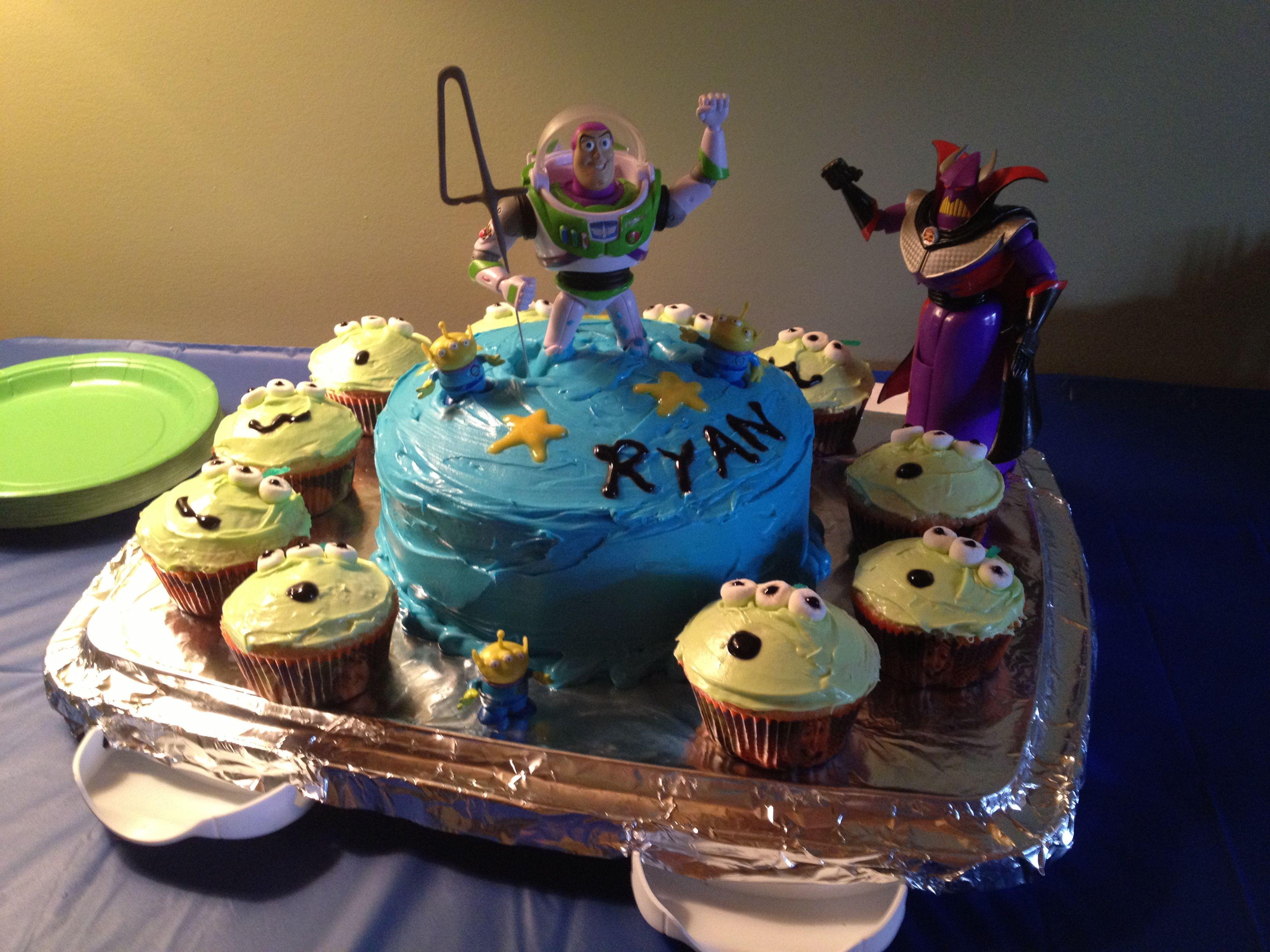 Buzz lightyear cake cake buzz lightyear birthday buzz