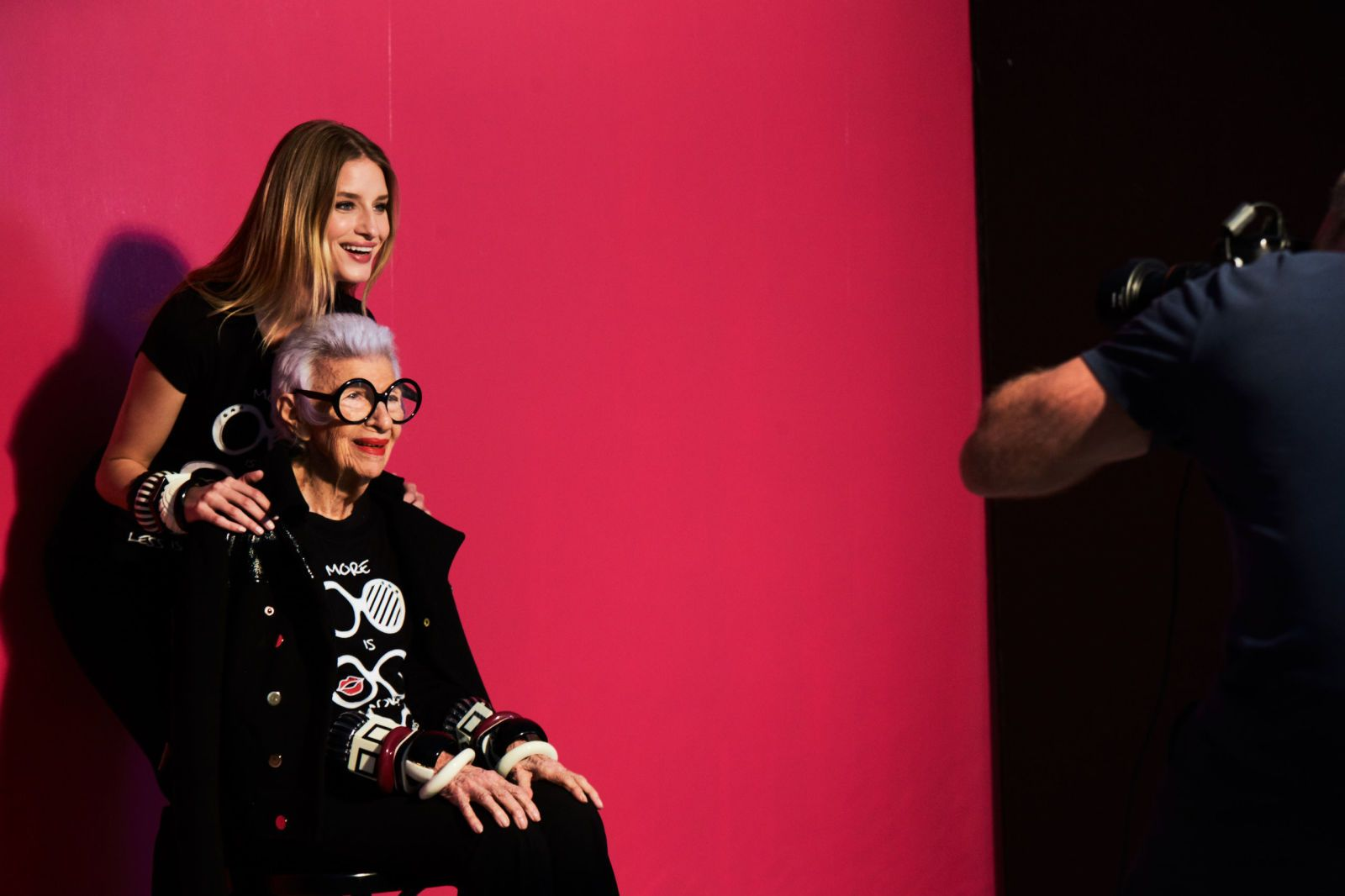 Watch Iris Apfel is getting her own line of emojis video