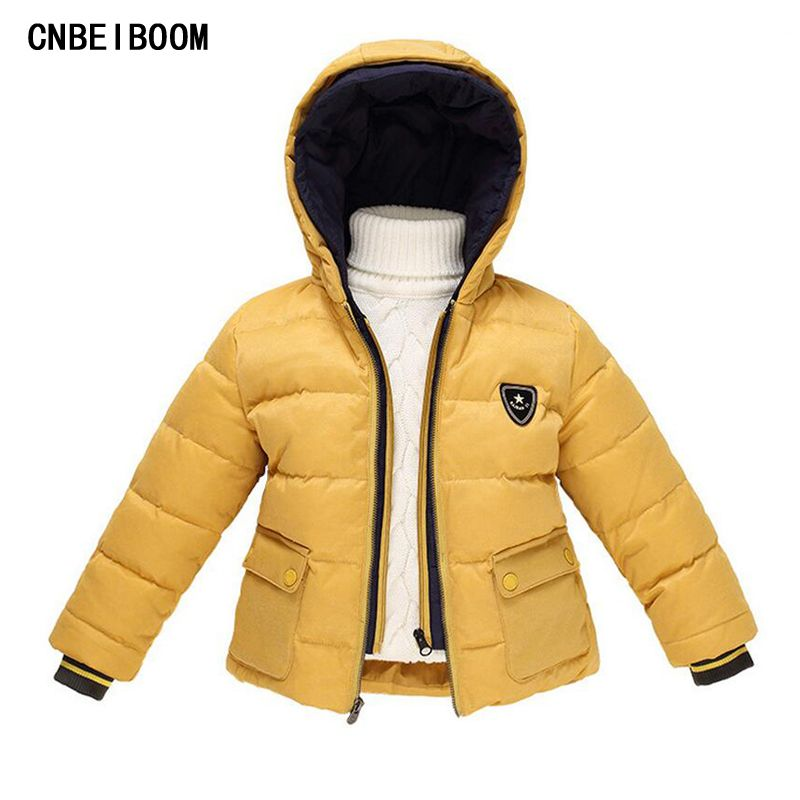 17a1f9c22 Click to Buy << Children Boy Winter Jackets 2016 New Russia Baby ...