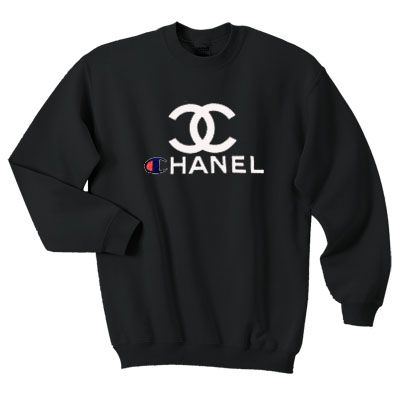 Chanel Champion SWEATER AND HOODIE | omgthatsdope com Store