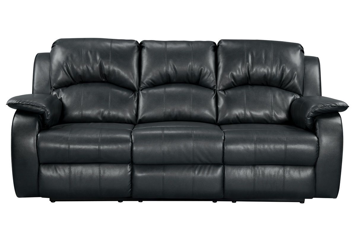 Tahoe Bonded Leather Reclining Sofa
