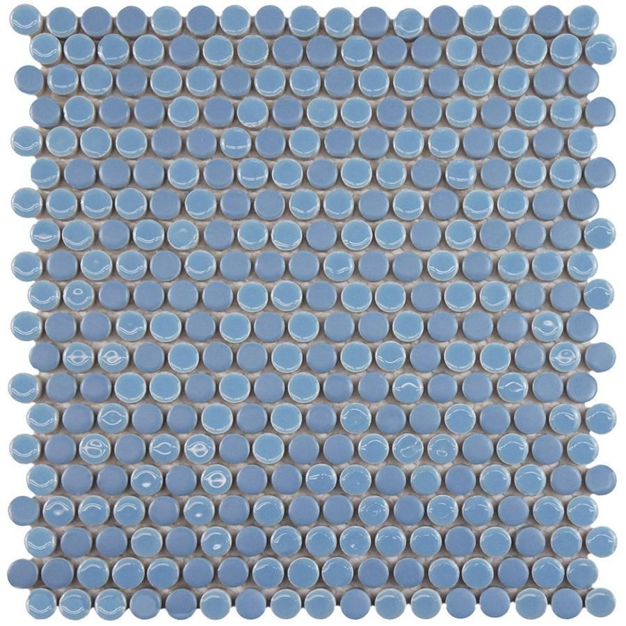 Penny Round - Sky Blue - (Mixed Finish) - On Sale - $12.89 Per ...
