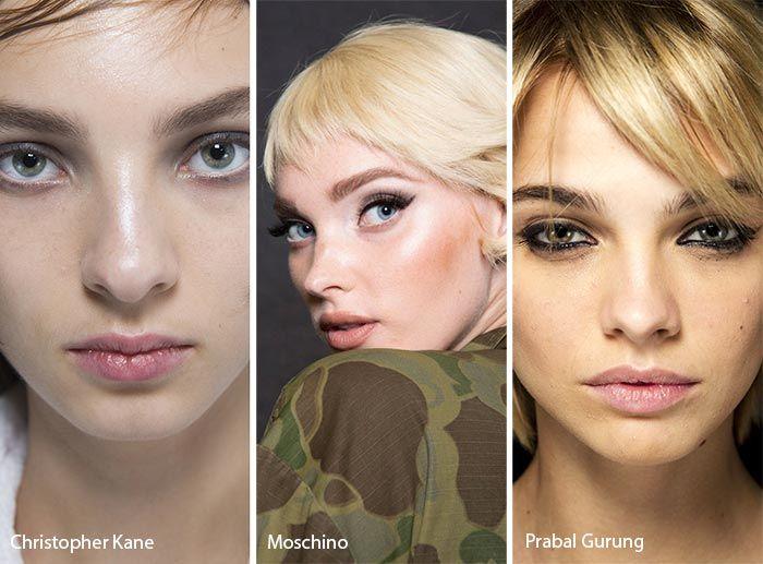 Spring/ Summer 2017 Makeup Trends | Makeup | Makeup trends ...