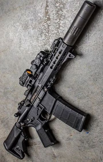 build your sick cool custom ar 15 assault rifle firearm with this