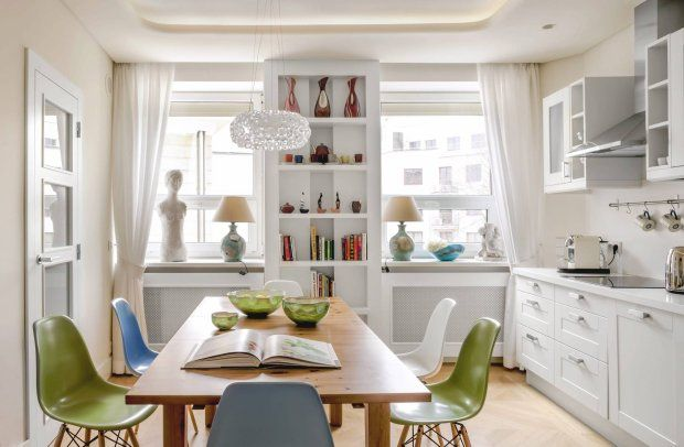 Zdjecie Nr 5 W Galerii Pomysly Na Kuchnie Z Otwartymi Polkami Bedroom Interior Home Interior