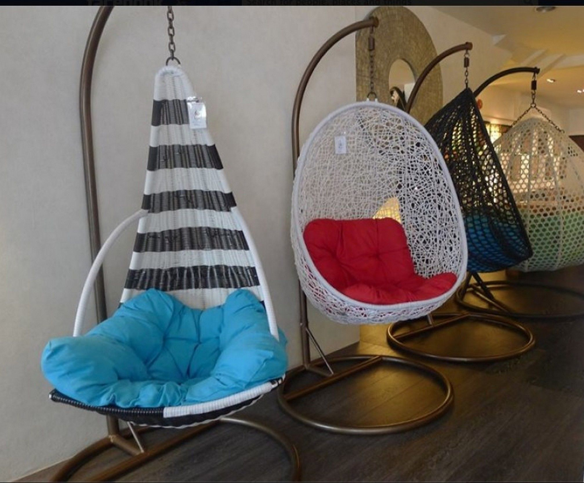 Indoor Hanging Chair With Stand Hanging Out In Style 20 Awesome Indoor Hanging Chair Ideas