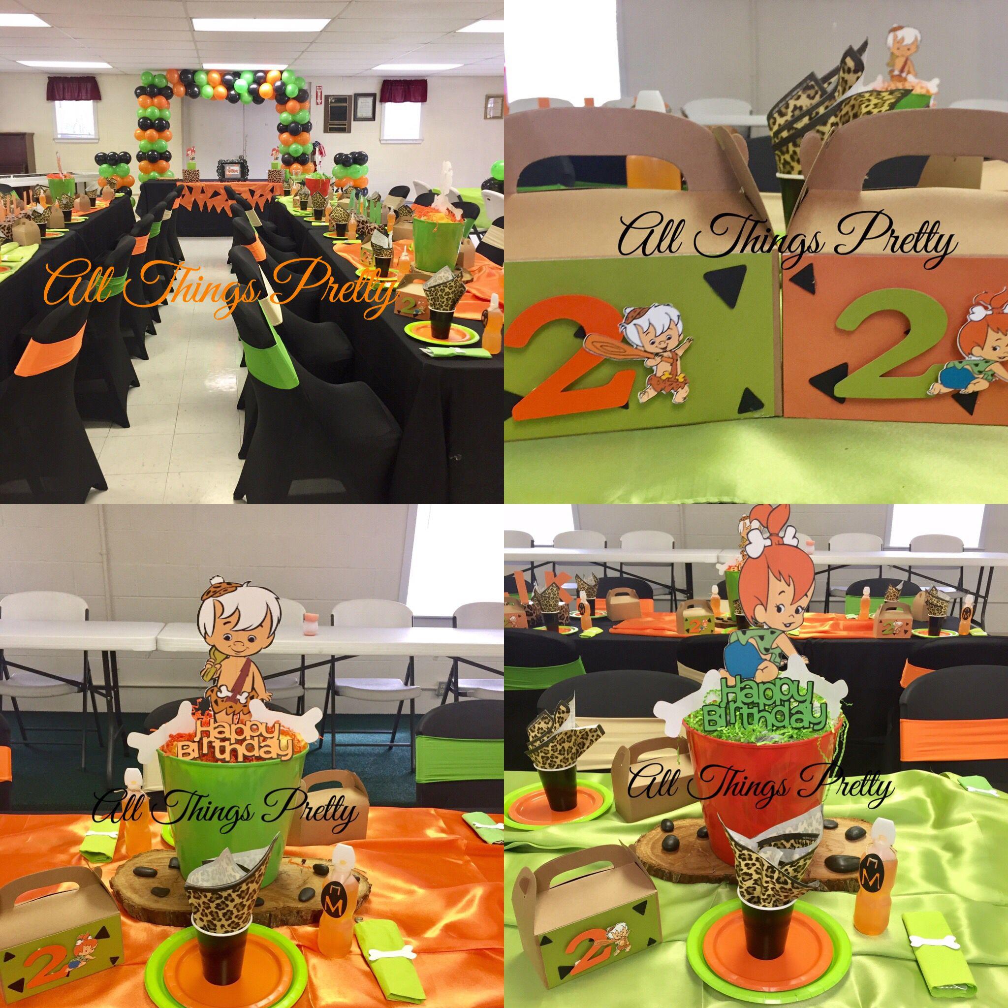 "The Flintstones ""Pebbles & Bamm Bamm"" Birthday Party I"