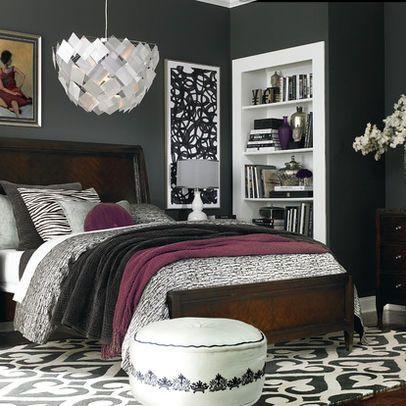 Surya Zuna Rug Zun 1048 Contemporary Bedroom By Surya Home Bedroom Home Dark Wood Bedroom Furniture