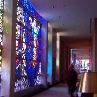 Justice Il World S Largest Stained Glass Window Stained Glass Glass Window Stained Glass Windows