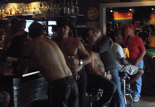 from Gabriel gay bars chicago leather levis