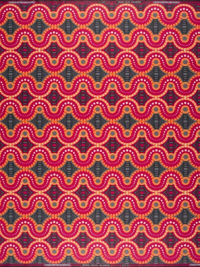 tissu africain epais