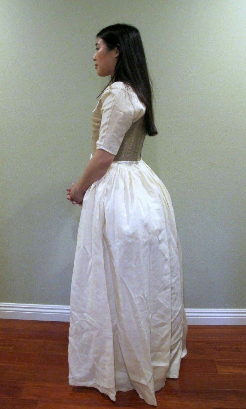 Pin by anna grahm on schuyler sisters costumes pinterest broadway costumes hamilton halloween costumes diys sisters corset outfit bricolage do it yourself daughters solutioingenieria Image collections