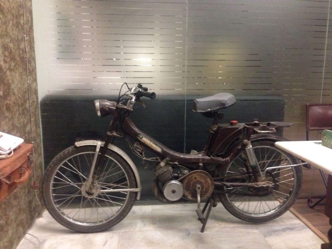 Suvega 1967 Car Collection Moped Bike