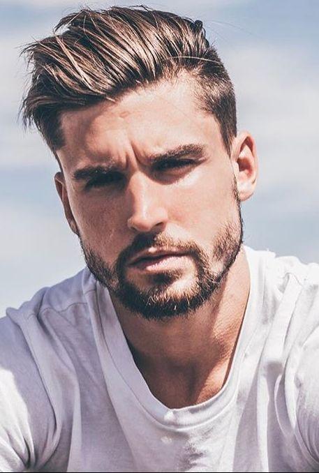 Photo of Herrenfrisuren, trendige Frisuren Herrenfrisuren 2019 MAN MAN.
