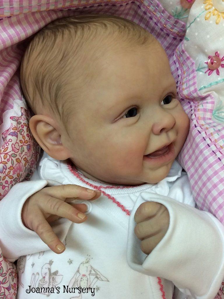 Reborn baby girl Newborn baby dolls, Silicone reborn