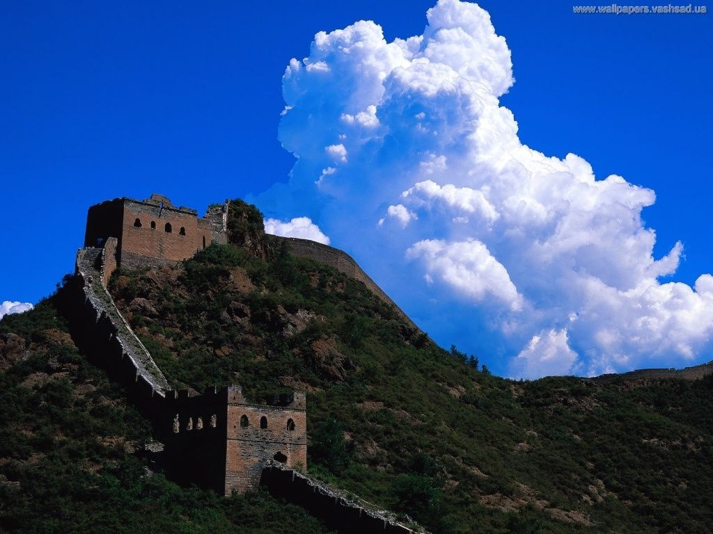 Muraglia cinese - Foto per sfondi desktop: http://wallpapic.it/architettura/muraglia-cinese/wallpaper-6636