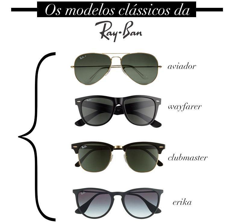 29731b9b08a52 Estilo Meu - Consultoria de Imagem rayban - ray ban   sunglass - óculos de  sol