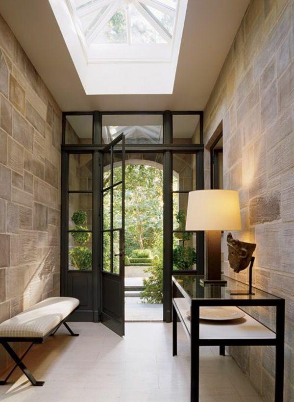 Comment choisir la plus belle porte vitrée ? Interiors