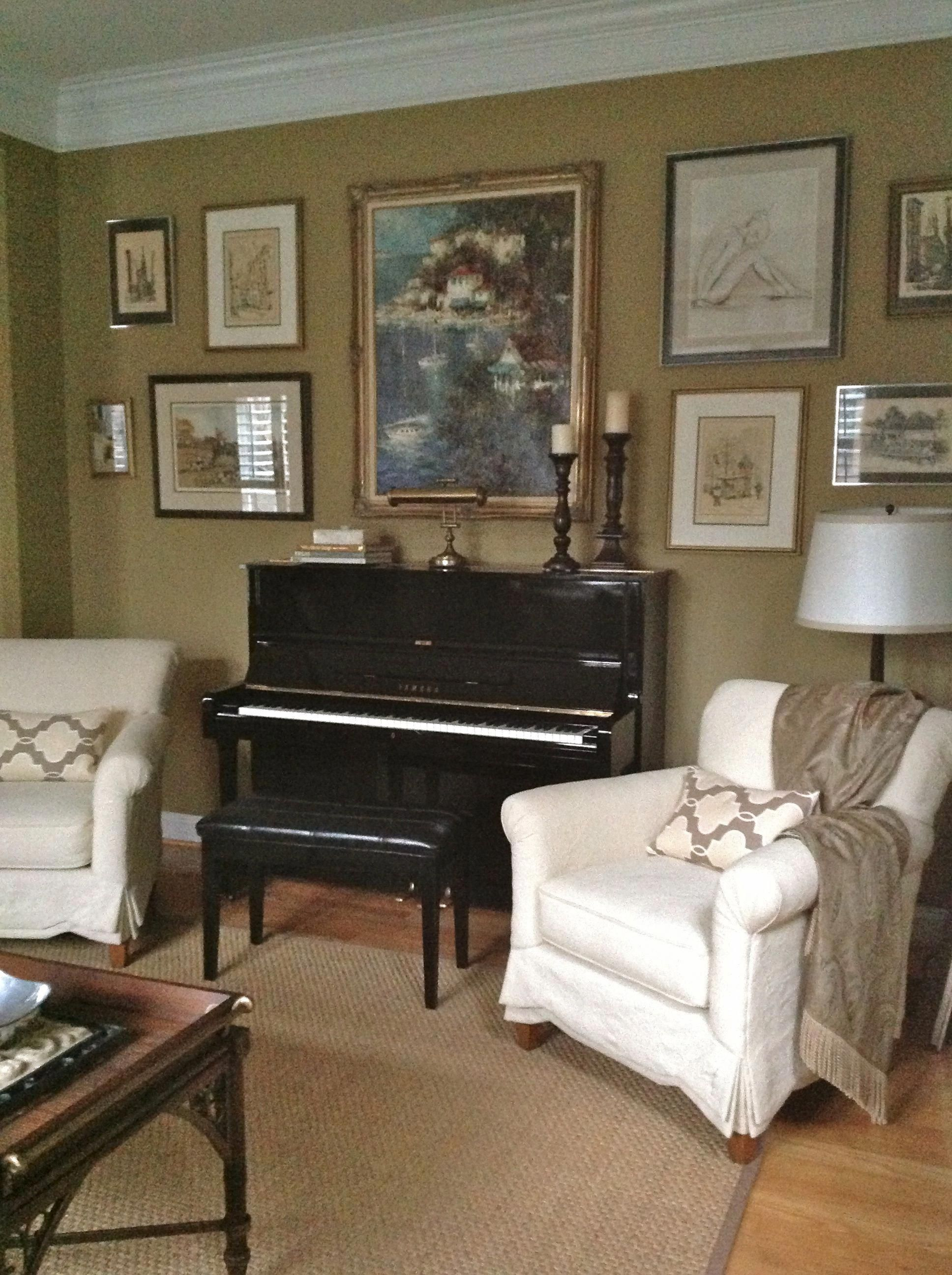 Small Living And Dining Room Design Ideas Smallroomdesign Piano Living Rooms Piano Room Decor Living Room Furniture Arrangement #small #living #room #with #piano