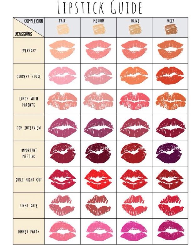 Get the most out of your Skin tone and Look Fabulous! Younique Has 16 Lipstick Colors to choose from $19.00 US
