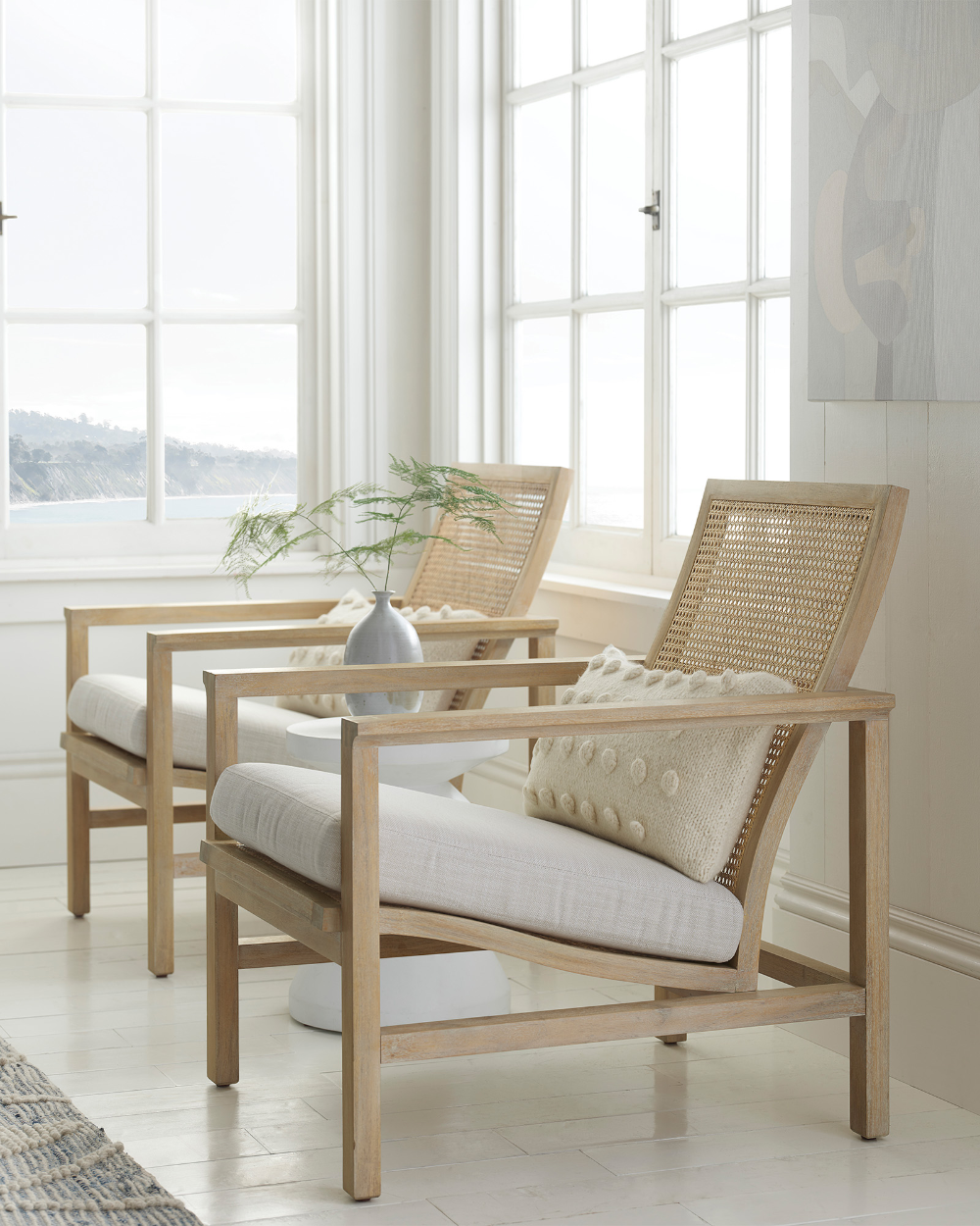 Georgica Lounge Chair Serena Lily Modern Lounge Chair Design Lounge Chair Design Rattan Lounge Chair [ 1250 x 1000 Pixel ]