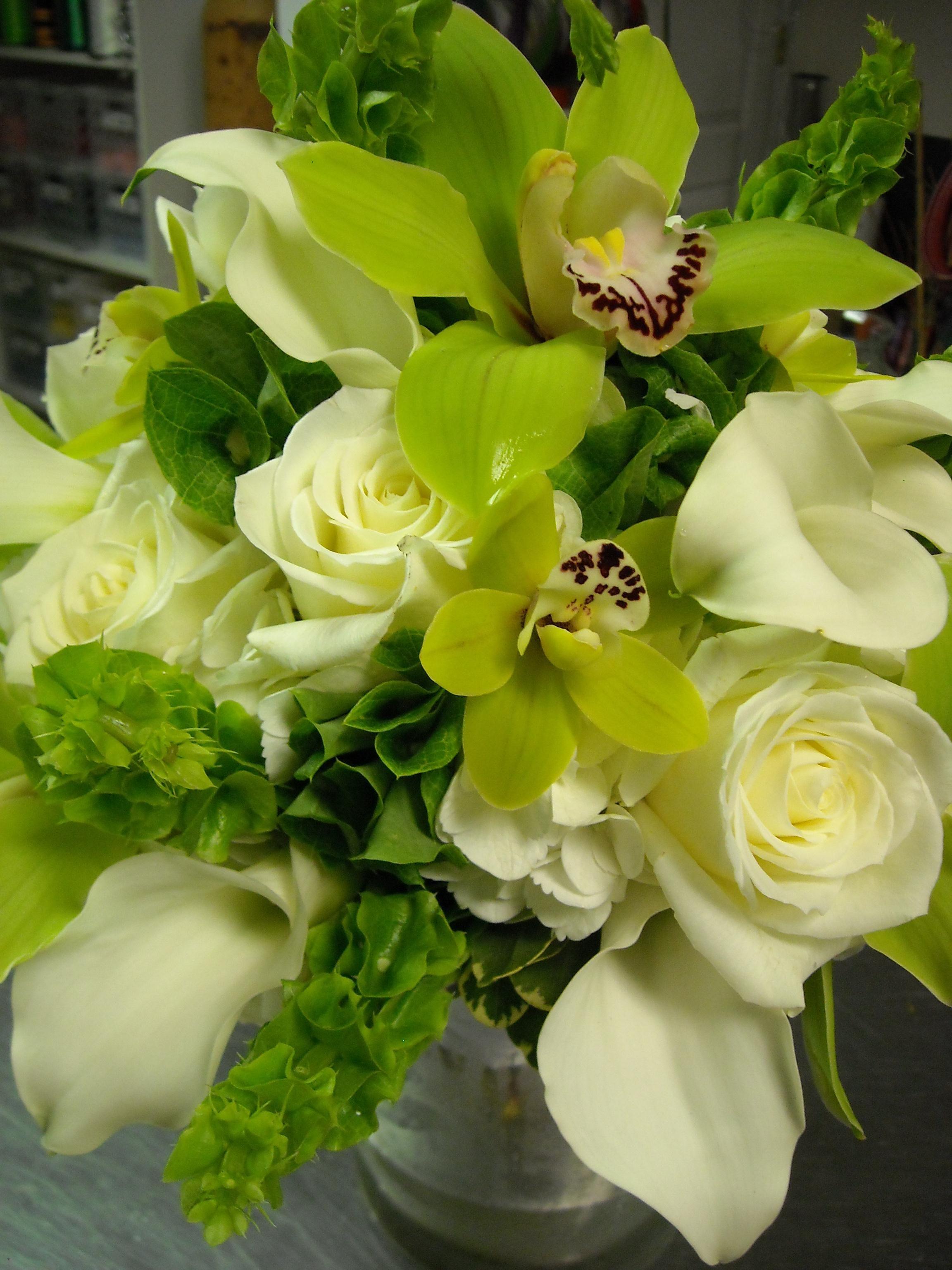 Bouquet for the irish bride Keywords weddings