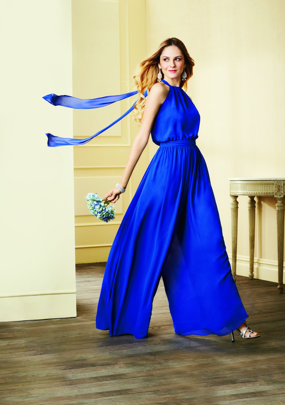 f22f262cf535 alfredangelo #bridesmaid #jumpsuit Style 7302 | Bridemaid in 2019 ...