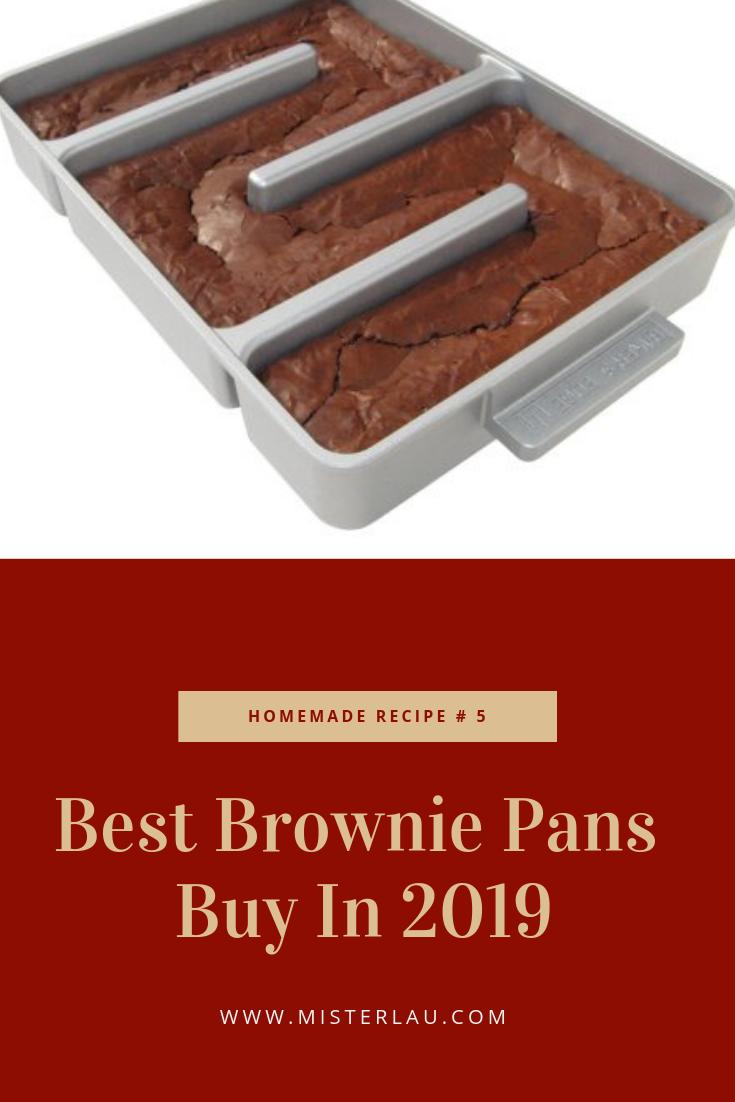 This Brownie Pan Ensures That Every Single Brownie You Make Has