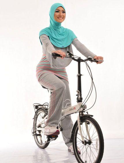 Baju Olahraga Sepeda Wanita